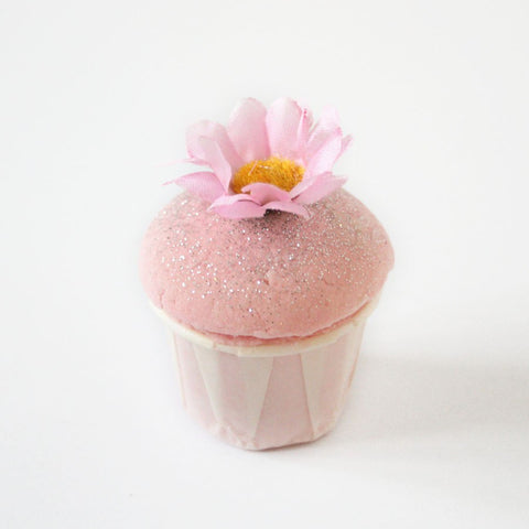 No: 10. Enchanted Wood Bath Cupcake