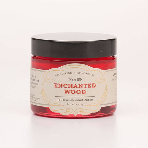 No: 10. Enchanted Wood - Frankincense & Rose Nourishing Night Cream