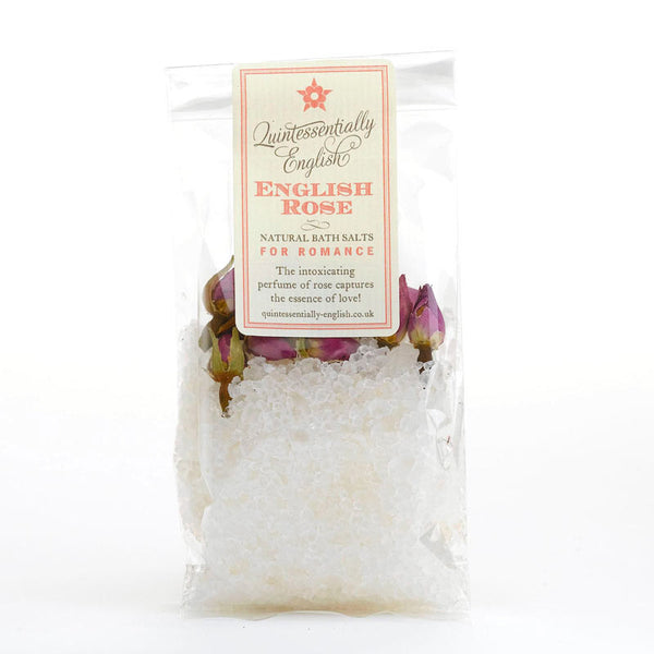 English Rose Bath Salts
