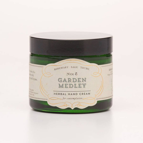 No: 3. Garden Medley Organic Herbal Hand Cream