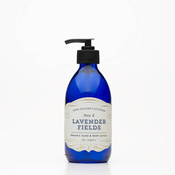 No: 4. Lavender Fields Organic Body Lotion
