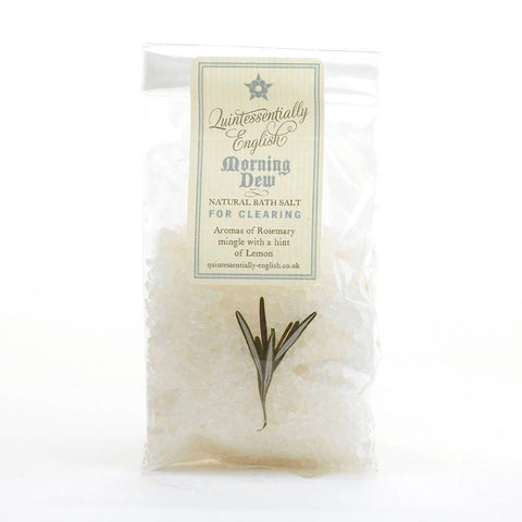 No.5 Morning Dew Bath Salts