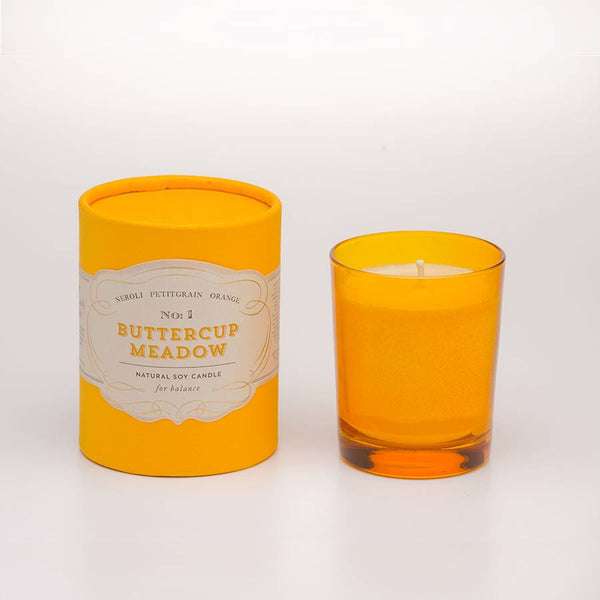 No: 1. Buttercup and Neroli Soy Candle