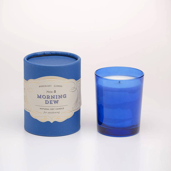 No: 5. Morning Dew Soy Candle