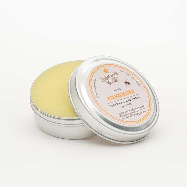 No.8 Sunshine Beeswax Hand Cream