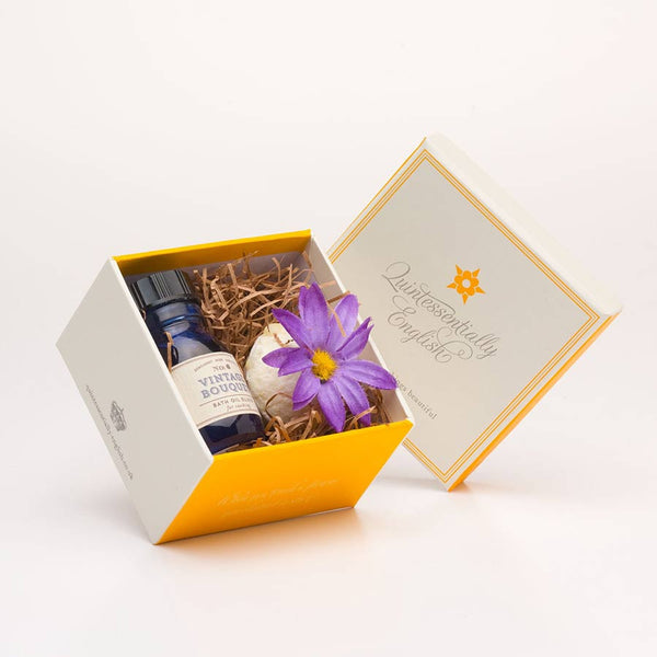 No: 6. Vintage Bouquet - Soothing in a Box