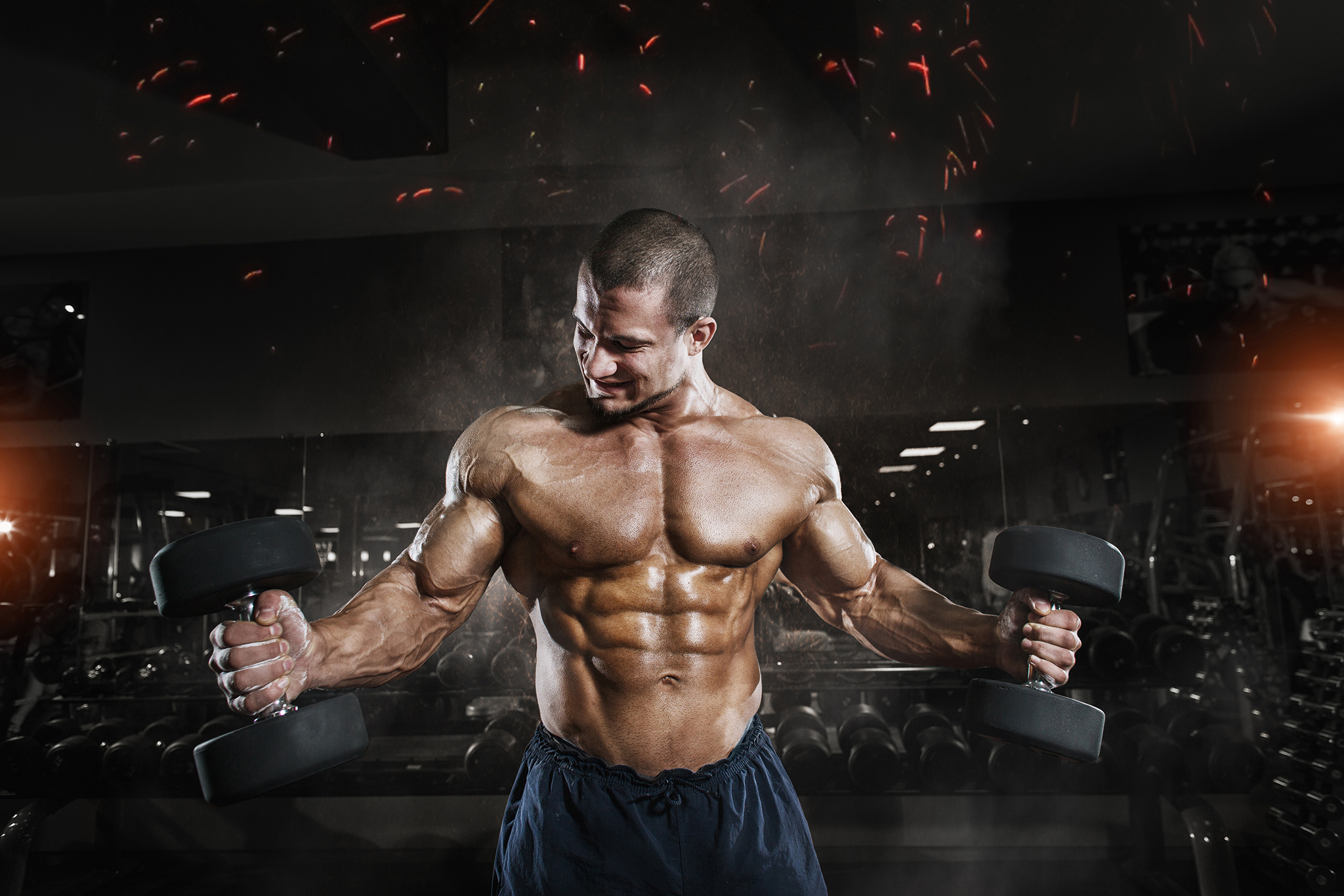 6 Simple Ways to Build Stronger Arms