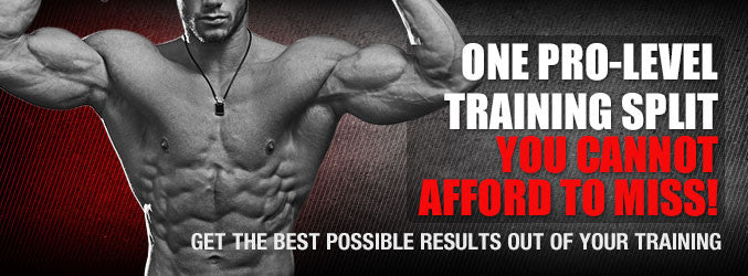 One Pro-Level Training Split You Cannot Afford To Miss!