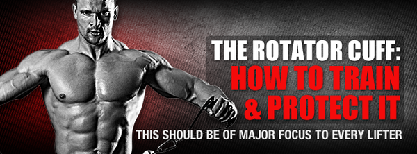 The Rotator Cuff: How To Train & Protect It