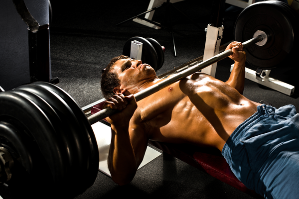 Top Five Bench Press Errors You Are Making - And How You Can Fix Them!
