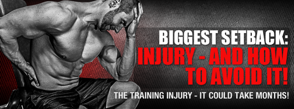 Biggest Setback: Injury - And How To Avoid It!