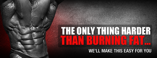The Only Thing Harder Than Burning Fat…