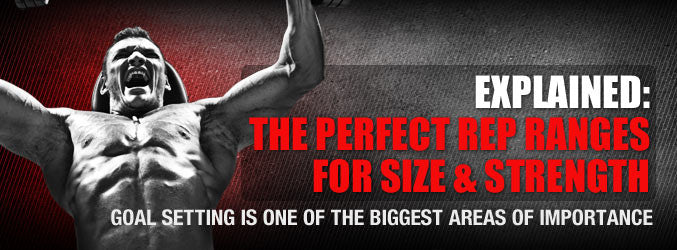 EXPLAINED: The Perfect Rep Ranges For Size & Strength