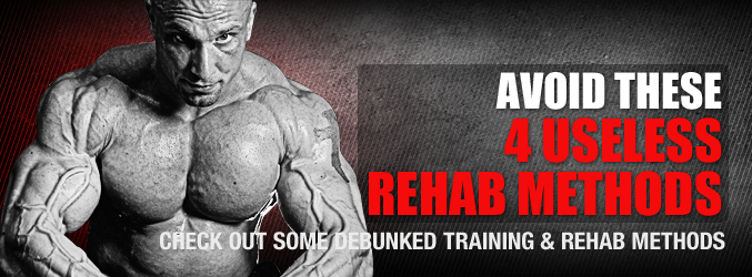 Avoid These 4 Useless Rehab Methods