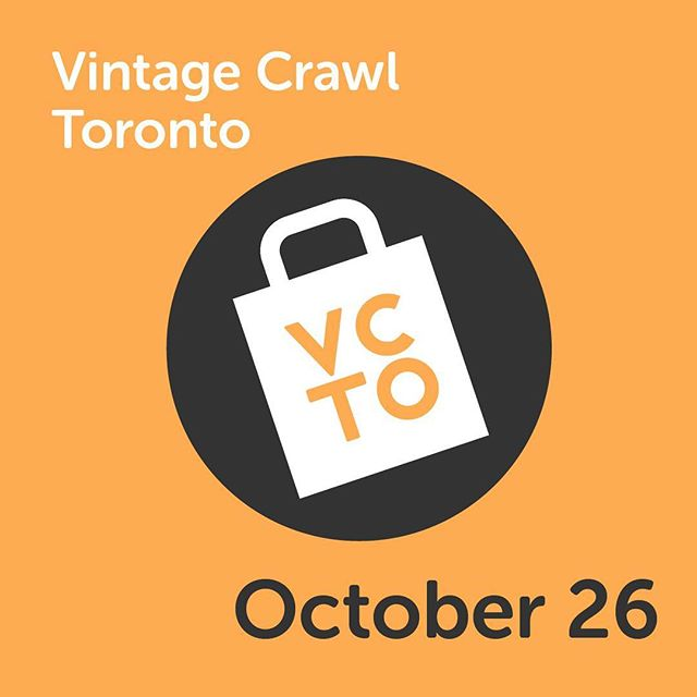 Toronto Vintage Crawl at Three Fates - Fall 2017
