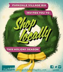 Shop Locally this Holiday Season