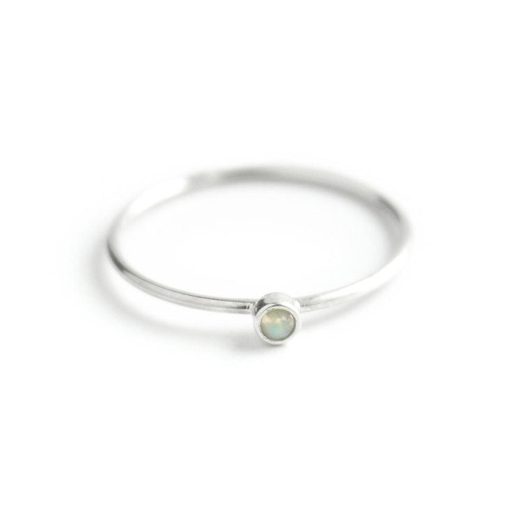 Dainty Gem Ring