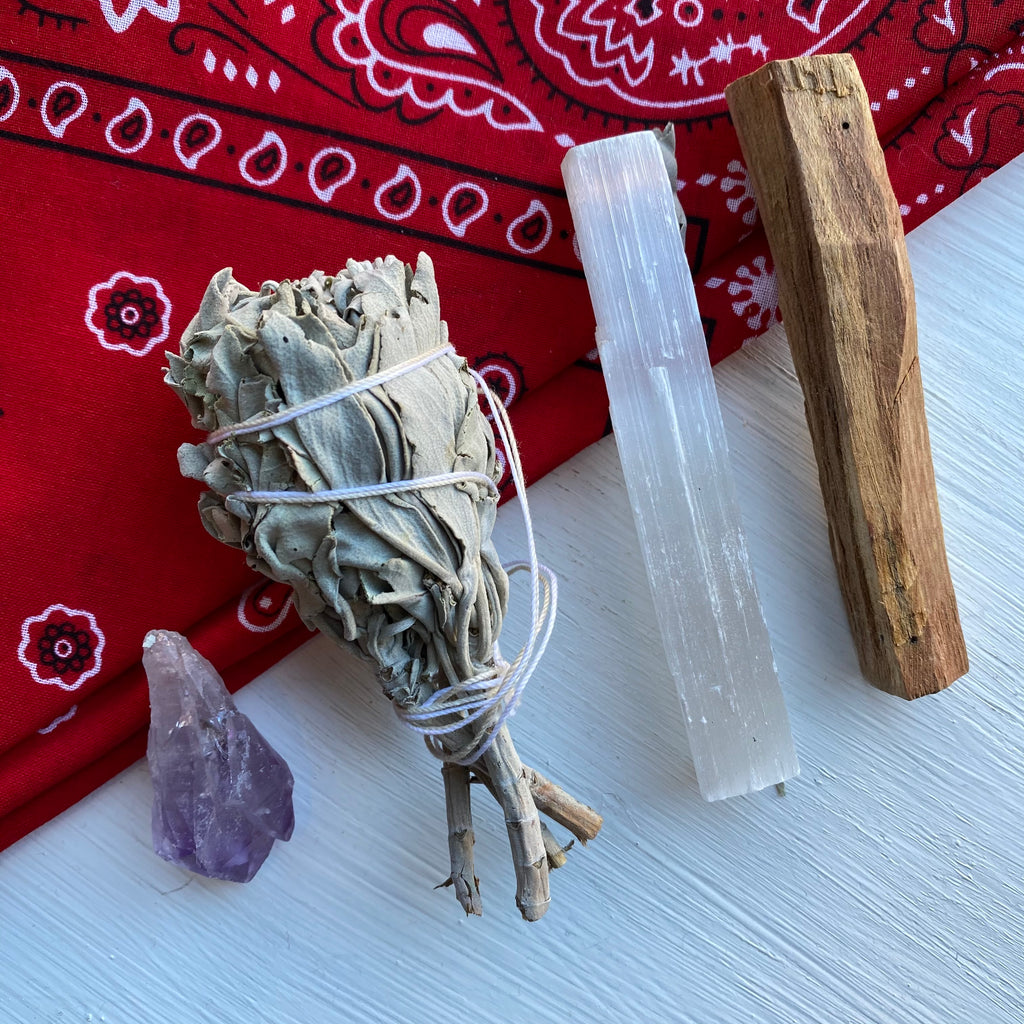 Smudge set bundle