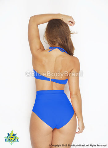 Classic High Waisted Swimwear (Set)