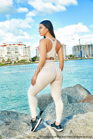 Nude Fit Leggings (Thick Supplex)