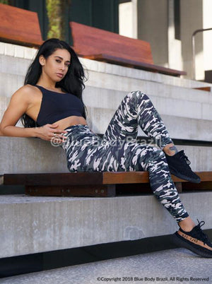 Original Camo Light/Thick Supplex Leggings