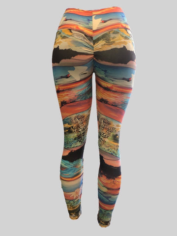 Nature Valley Leggings (Light Supplex)