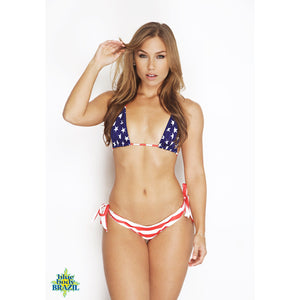 American Scrunchy Butt Swimwear (Set)