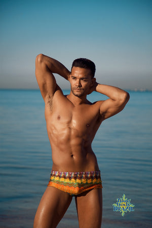 Caribbean Lines Trunks ( Brazilian Swimwear)