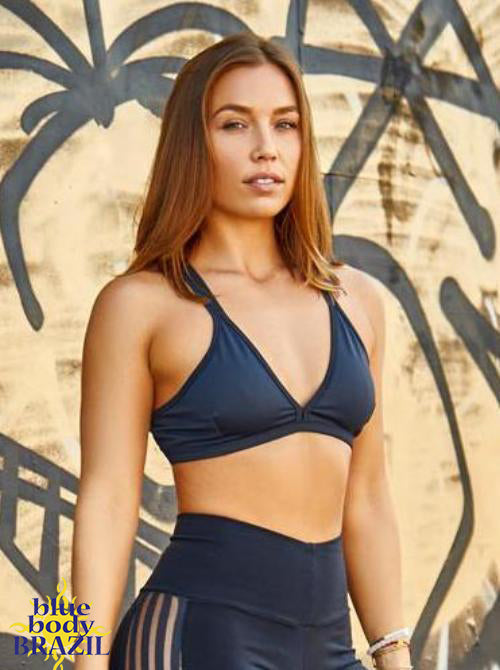 BBBFit Black Sensation Sports Bra