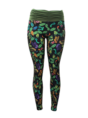 Changing Seasons Leggings (Light Supplex)