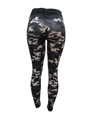 Camo Love Leggings (Light supplex)