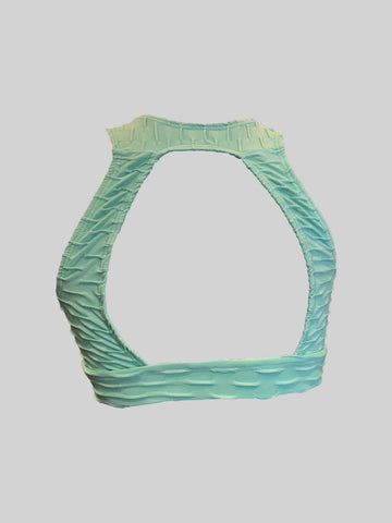 Mint Scrunchy Supplex Top