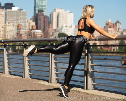 Shiny Liquid Leggings