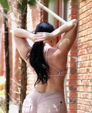 Nude Temptations Fitness Top