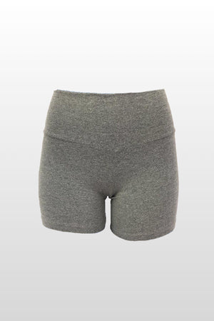 Grey Shorts (Thick Supplex)
