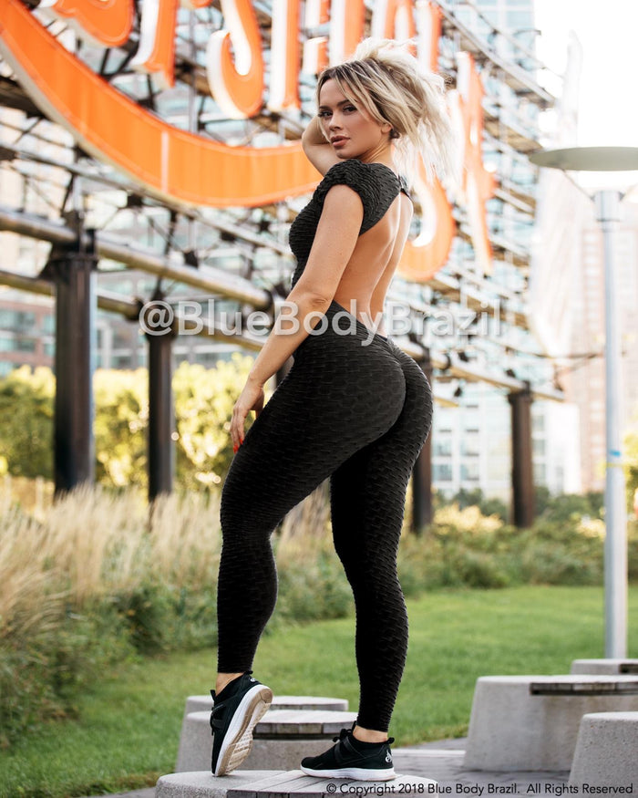 Commit to be Fit Bodysuit (Thick Supplex)