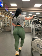 Fit In Shape Leggings (BACKORDERED)