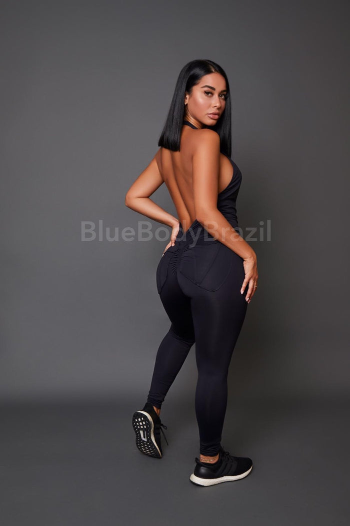 Bella Preta Bodysuit (Light Supplex)