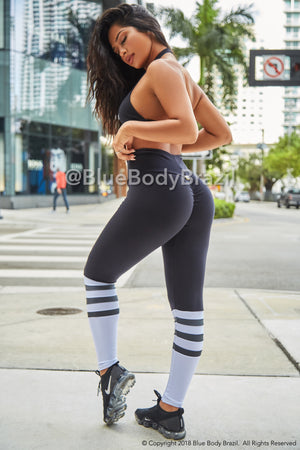 I'm Fit Leggings (Black)