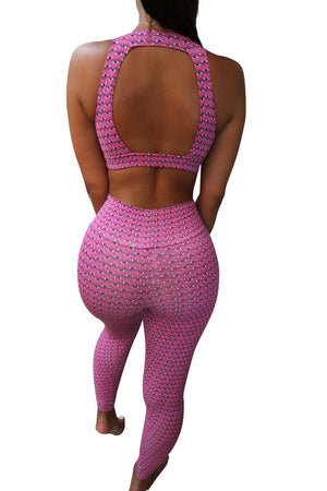 Simply Pink Leggings
