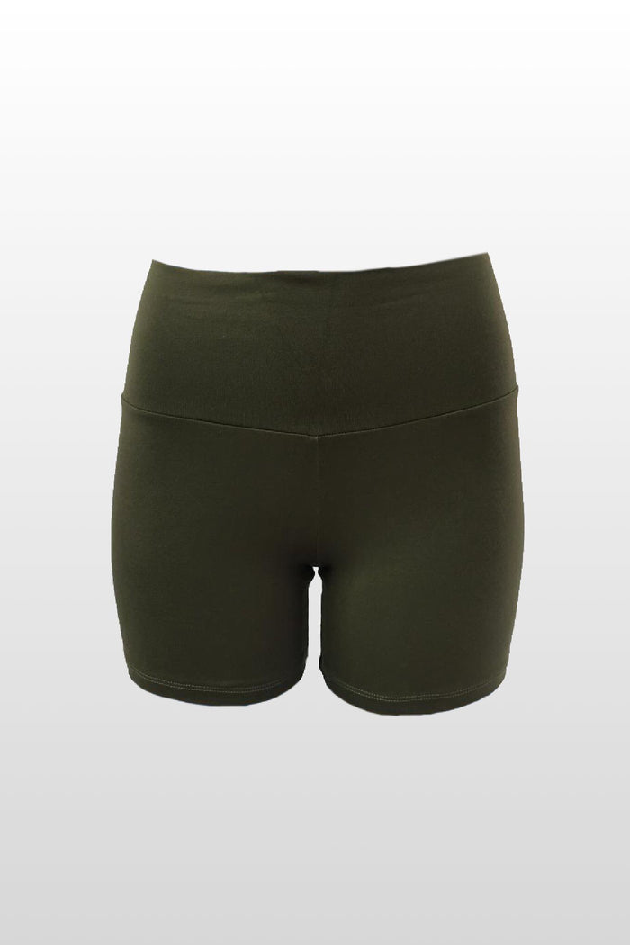 Olive Shorts (Thick Supplex)