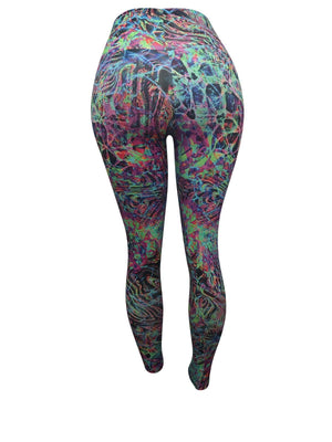 Beauty in Colors Leggings (Light Supplex)