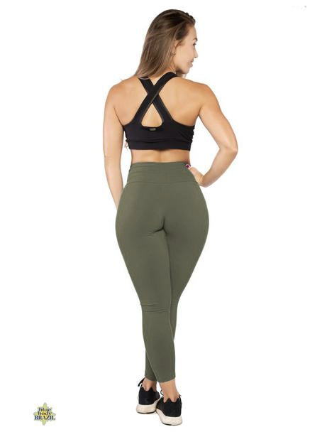 Military Green (Thick Supplex)