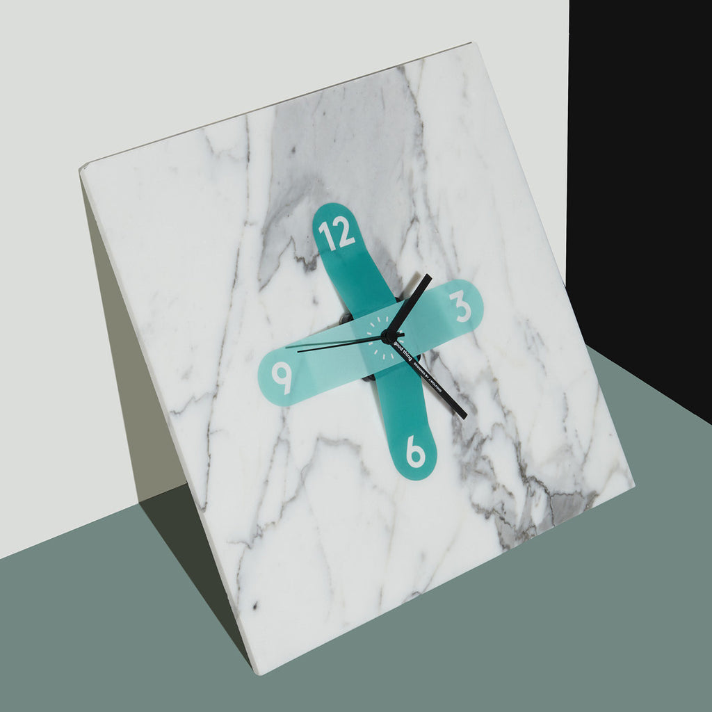Sticker Clock