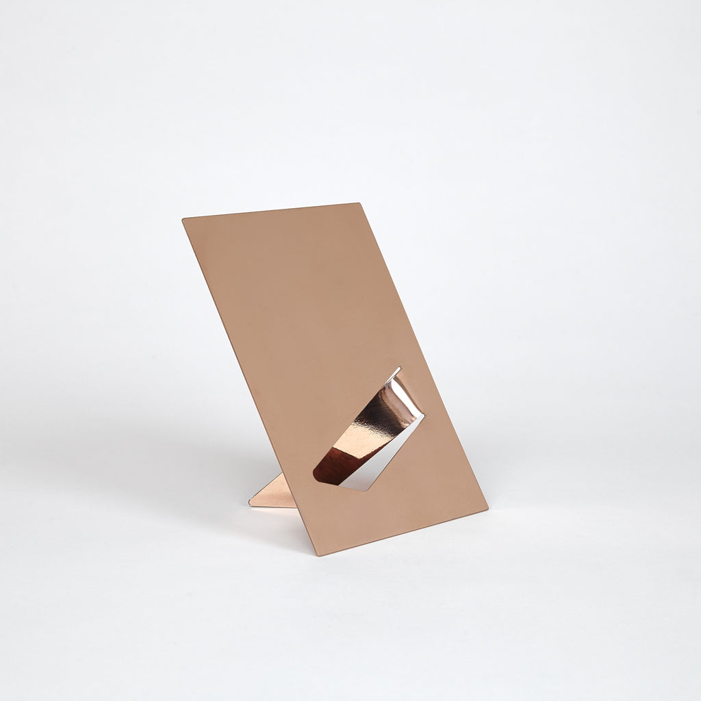 Copper Easy Mirror