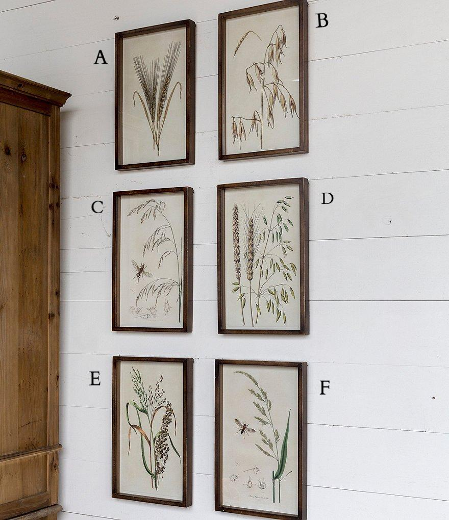 Feed Grain Framed Prints - E.T. Tobey Company