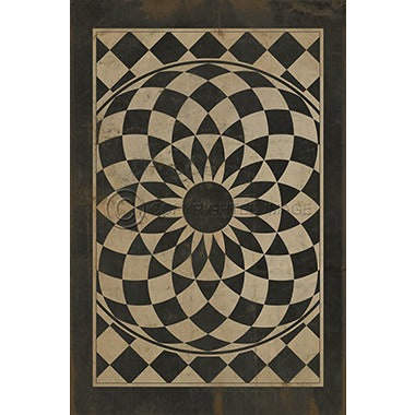 We're All Mad Here- Vinyl Rug - E.T. Tobey Company