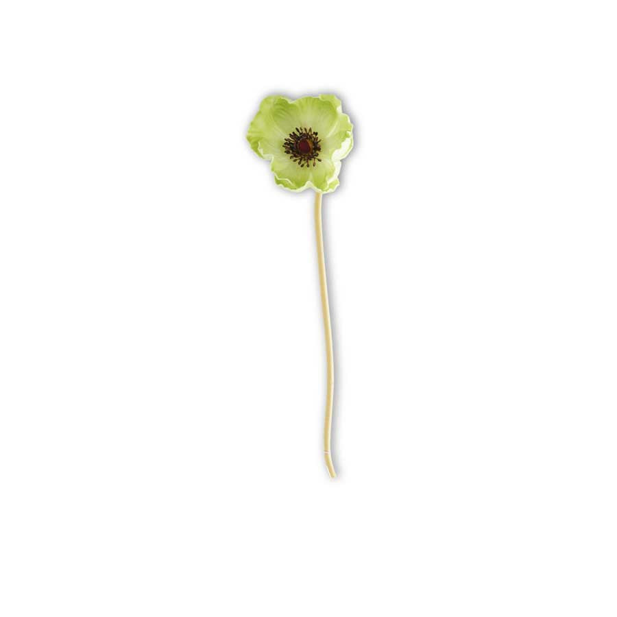 Real Touch Mini Poppy Stem Green - E.T. Tobey Company