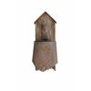 Rustic Barn Board Birdhouse w/ Door Knob