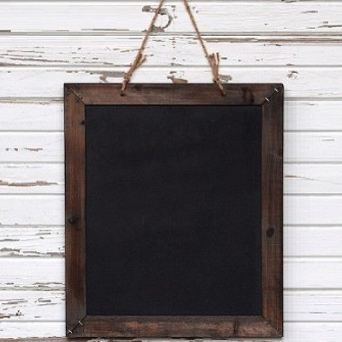 Two-Sided Menu Blackboard - E.T. Tobey Company